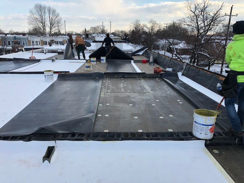 Roof installation Baltimore MD - roof replacement